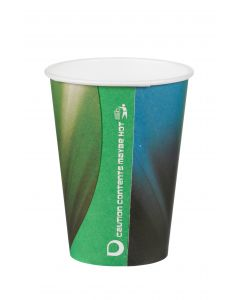 7oz Tall Prism Paper Vending Cups