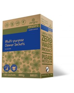 Multi-Purpose Cleaner Sachets for Bucket Use