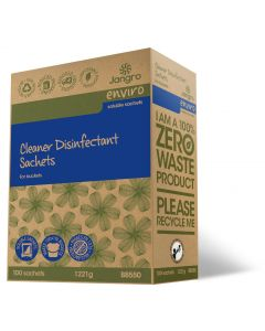 Cleaner Disinfectant Sachets