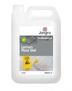 Lemon Floor Gel 5 litre