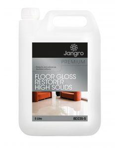 Premium Floor Gloss Restorer High Solids 5 litre