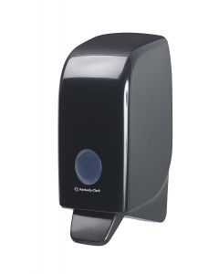 Aquarius  Hand Cleanser Dispenser Black