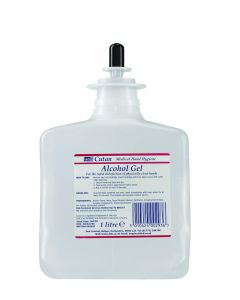 Cutan Gel Hand Sanitiser 1 litre. This product is out of stock until further notice.