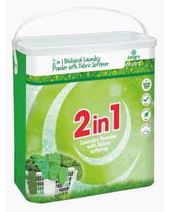 2 in 1 Laundry Powder