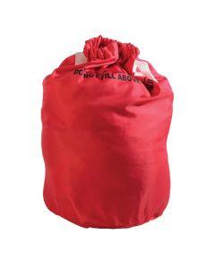 Safeknot Bag 70x101cm Red