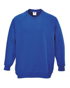 Roma Sweatshirt, Royal Blue 2XL