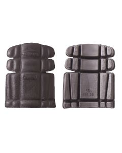 Black Knee Pad 21.5cm x 16.5cm (Pair)