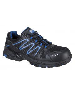 Compositelite Vistula Trainer Black/Blue Size 7