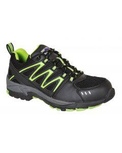 Compositelite Vistula Trainer Black/Green Size 6