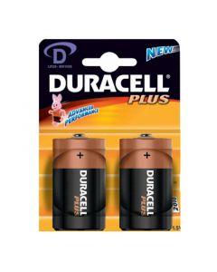 Duracell Plus Batteries D