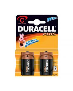 Duracell Plus Batteries C