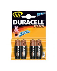 Duracell Plus Batteries AA