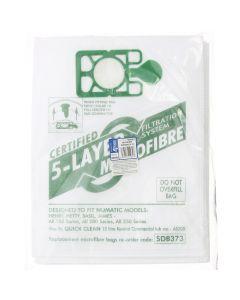Microfibre Vacuum Bags Grade H11 Hepa Pkt 10