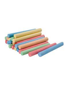 Coloured chalk - Box 100