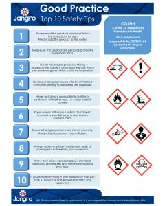 COSHH Good Practice Guide (A3)