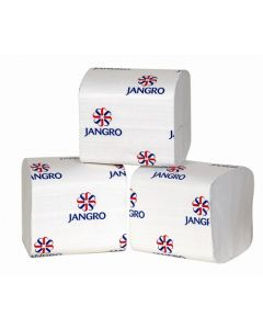 Bulk Pack Toilet Tissue 36 x 500 Sheets, 1 ply