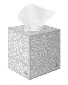 Premium Cube Facial Tissues 70 Sheets, 2 ply