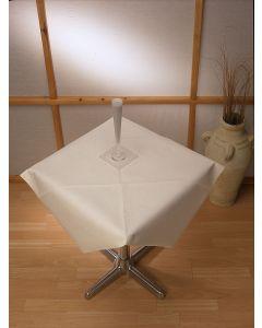 Linstyle Slip Cover 90cm x 90cm, White