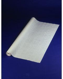 Damask Paper Banquet Roll 1.2m x 25m, White