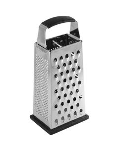 Box Grater - 4 way 9 Inch