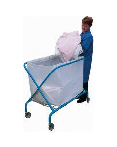 52 Service Cart, Blue