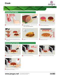Cook Wall Chart (A3)