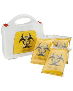 Biohazard Kit - 5 treatment packs