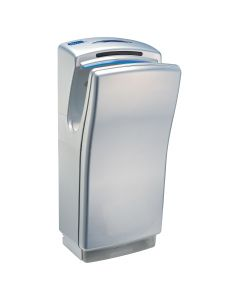 Biodrier Business 2 Hand Dryer, Silver