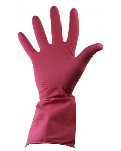 HOUSEHOLD GLOVES PINK